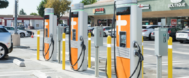ChargePoint Express 250 EV Charger Available From Limitless EV in Kelowna BC